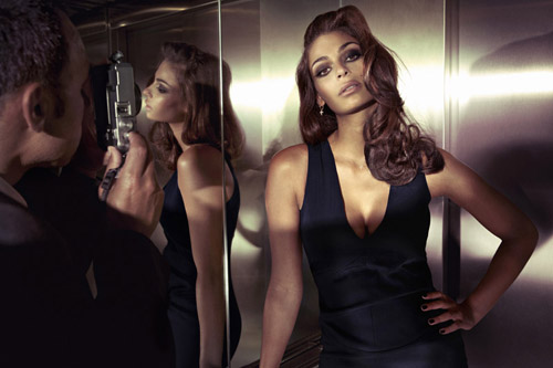 Tatiana silva belle sexy et glamour par michel gronemberger - Nouvelle presentatrice meteo tf1 ...