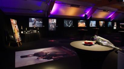 Expo photo du photographe professionnel Belge Michel Gronemberger à l'Aspria Royal La Rasante