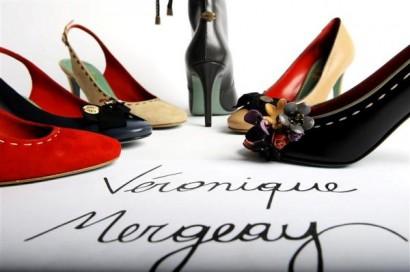 Les chaussures pour femmes de Véronique Mergeay