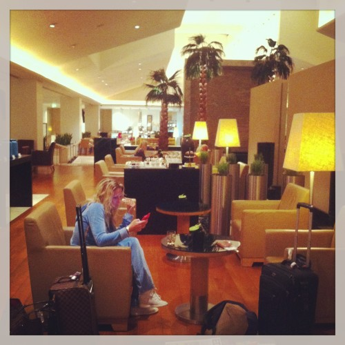 Business Lounge Doha