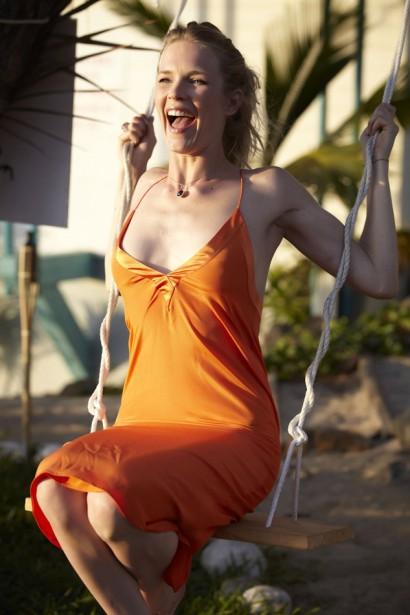 Sophie Pendeville l'animatrice d'RTL