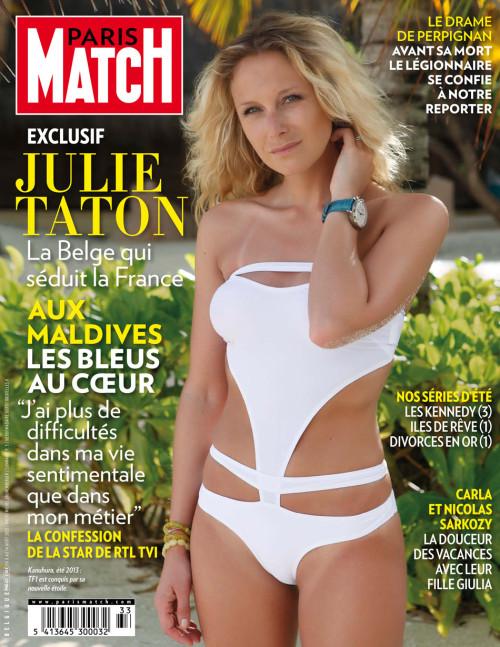 Couve Paris Match Taton Maldives_950