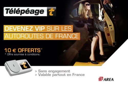 Telepeage AREA