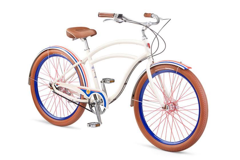 Les vélos United Cruiser chez G-Passion à Genval, un vélo dans un style américain.