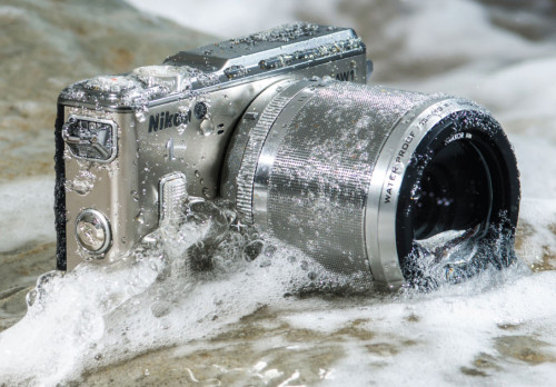 Nikon 1 AW1_Eau