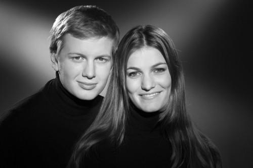 Portrait noir et blanc enfants_1200