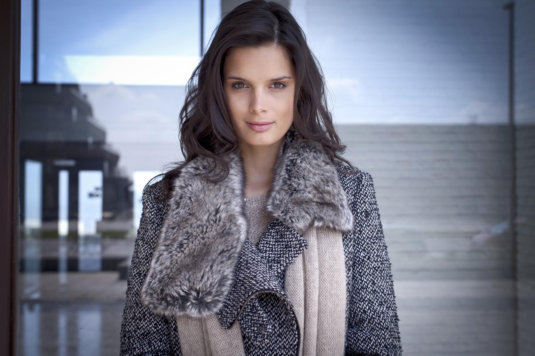 La collection automne hiver 2014 de la marque de prêt-à-porter pour femmes Melvin.