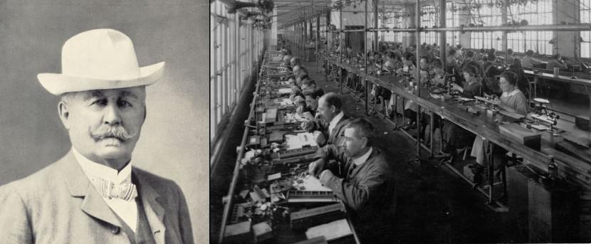 Zenith Manufacture - Georges Favre-Jacot