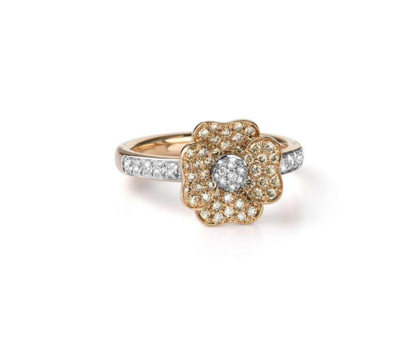 Bague DE GREEF Flower 1