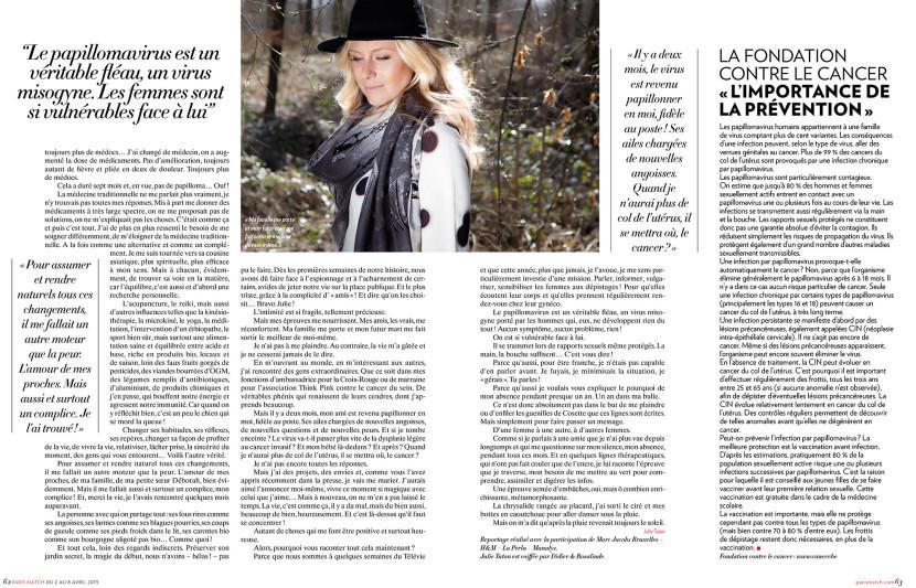 Julie_Taton_Papillomavirus_Paris_Match-4