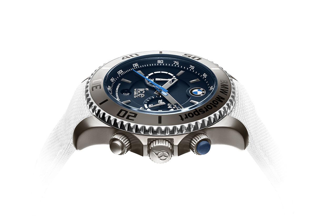La nouvelle montre Ice-Watch Bmw Motorsport.
