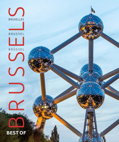 Best of Brussels, un livre souvenir de la capitale Belge, Bruxelles, édité par Racine avec les photographies d'Eric Danhier