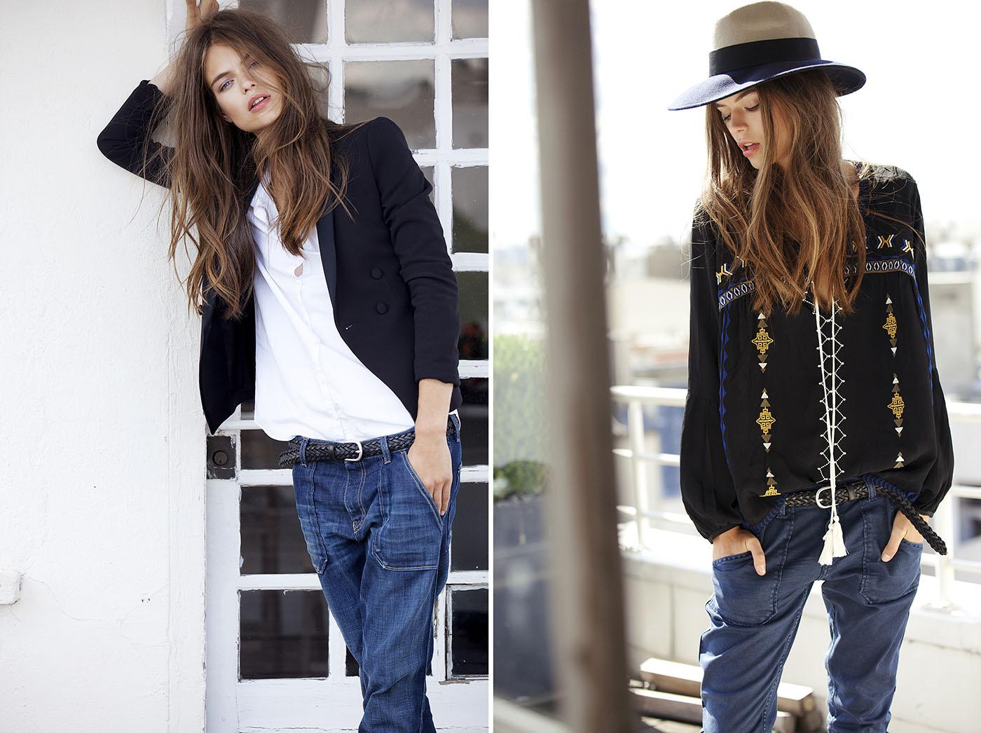 La nouvelle collection des pantalons Sally de ba&sh