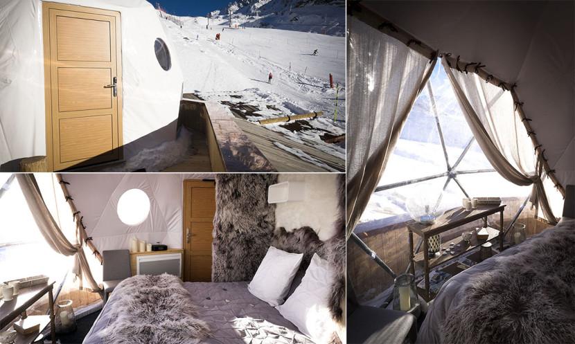 hotel-pashmina-val-thorens-igloo-pod