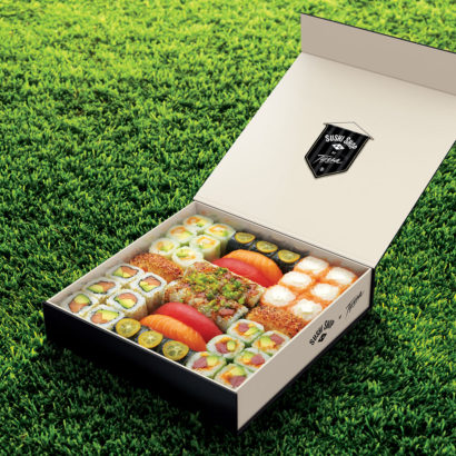 La box Sushi Shop Football Club