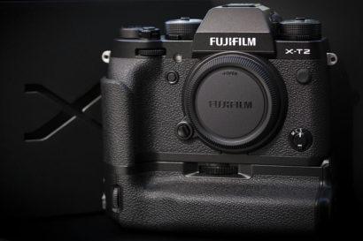 Photo du Fujifilm X-T2.