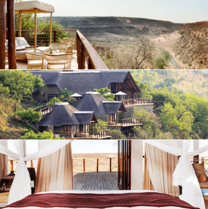 Esiweni Luxury Safari Lodge, un lodge luxueux en Afrique du Sud