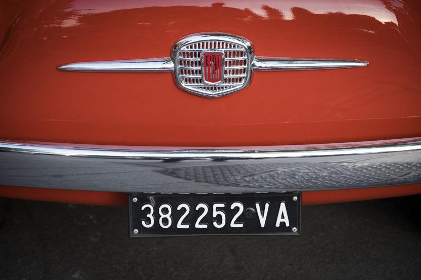 500 Forever Young Tour à Madrid pour les 60 ans de la Fiat 500