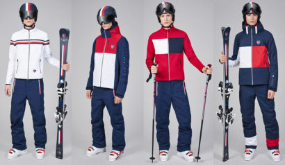 Collection vêtements de ski TommyXRossignol de Tommy Hilfiger et Rossignol