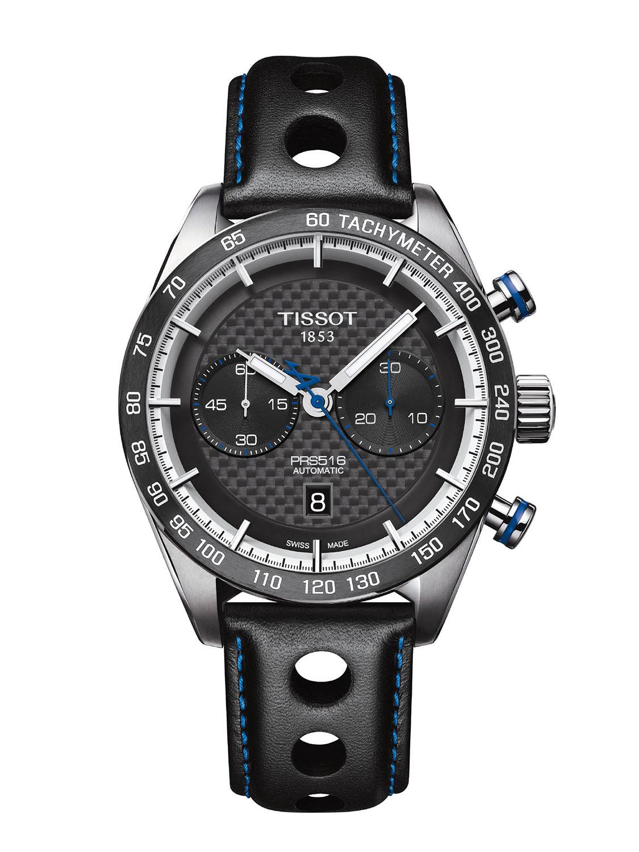 La montre Tissot PRS 516 Alpine Édition Limitée